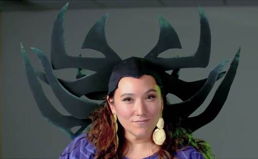 DIY Hela Headdress from Marvel Studios' 'Thor: Ragnarok'