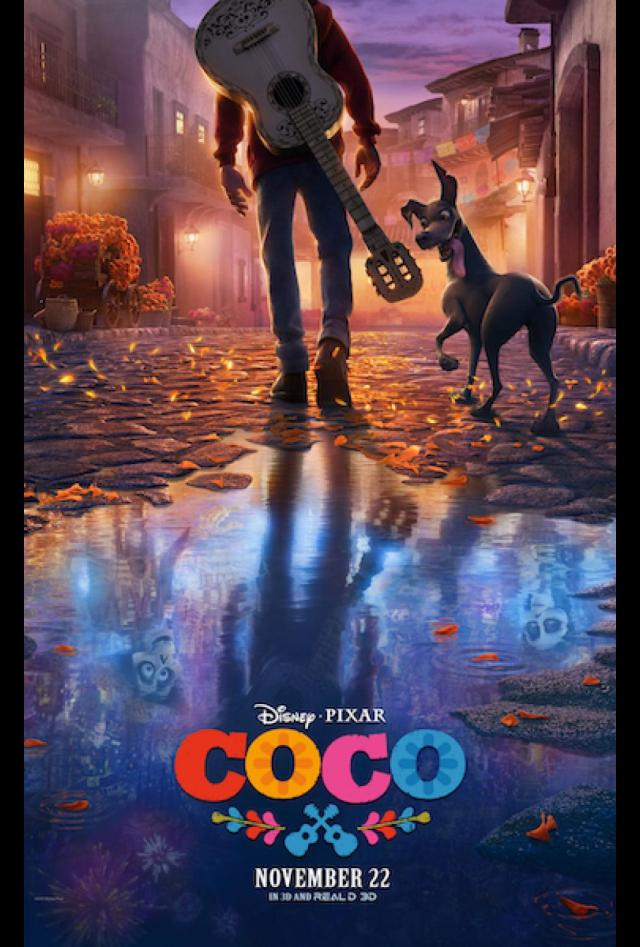 Disney Pixar COCO Now in Theaters