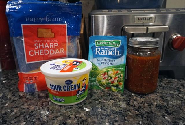 Mexican Dip Recipe