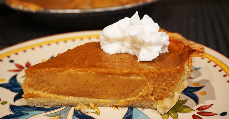 Make this From Scratch Pumpkin Pie Your Family Won't Even Know is Gluten Free