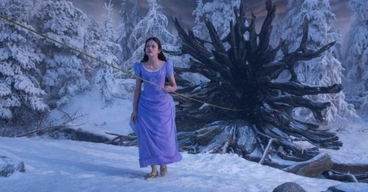 Disney's THE NUTCRACKER AND THE FOUR REALMS – New Trailer Now Available!