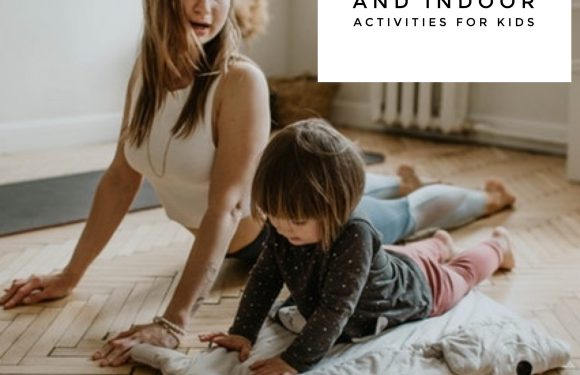 15 Fun Exercises and Indoor Activities For The Kids