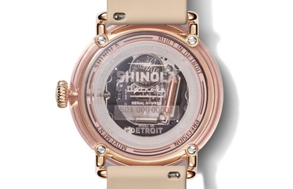 Shinola Mother's Day Gift Guide