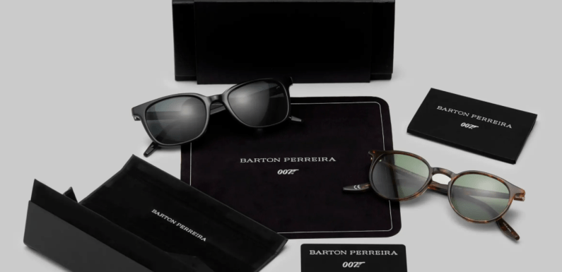 Attention Dads! Get the James Bond 007 Eyewear Now!