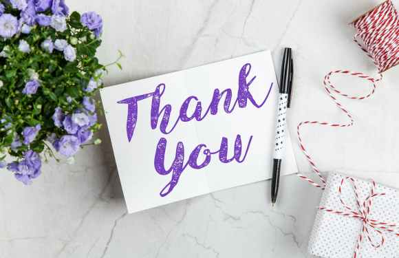 Tips for Writing a Memorable Thank-You Note for a Gift