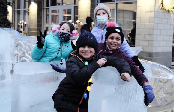 Winter at Valade Celebration
