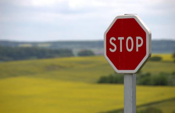 How To Get a Stop Sign in Your Neighborhood