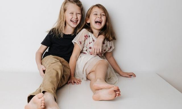 Ideas for Encouraging Young Siblings to Bond