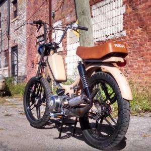 FULLY CUSTOM PUCH MURRAY (SOLD)