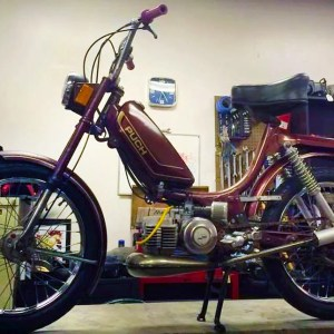 PUCH SERIES B (SOLD)