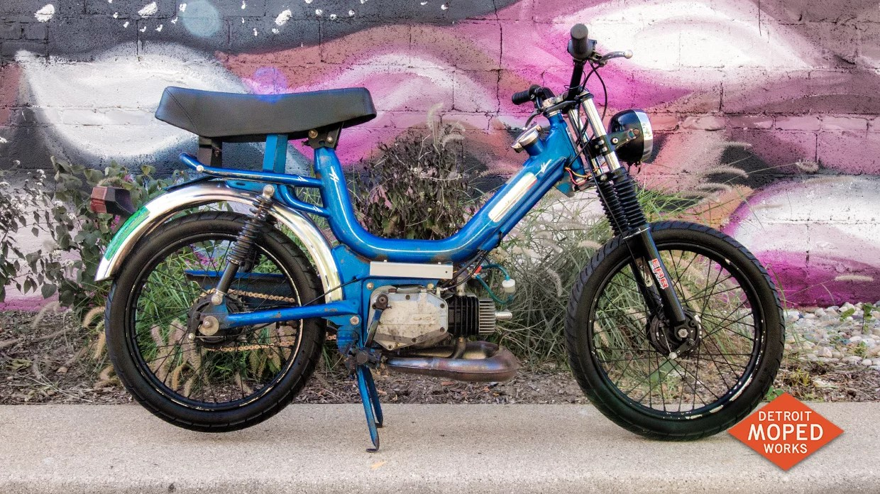 (Customer) Value in a Niche Market: Why a vintage moped repair shop is a dumb business idea