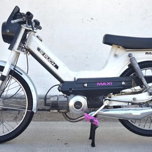 1976 White and Purple Puch Maxi (SOLD)