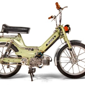 1978 Pearl Green Puch Maxi Sport MKII (SOLD)