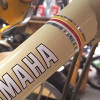 Reproduction Yamaha QT50 decals