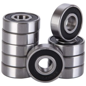 6201-2RS Sealed Bearing 12x32x10mm