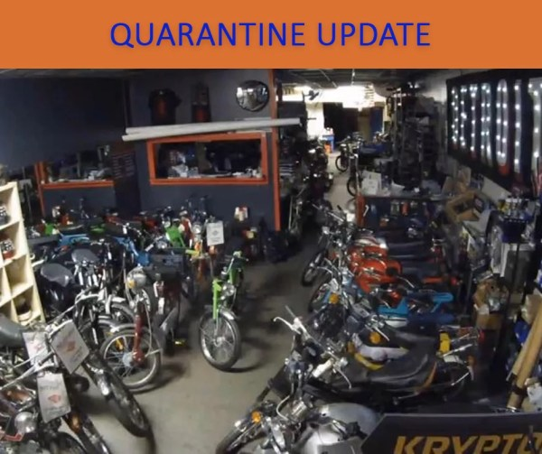 Quarantine Update
