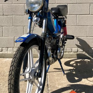 Rare Euro Only Motobecane Super 51 from private collection – as is (SOLD)