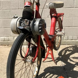 RARE Solex S 3800 Lux Rouge project – as is