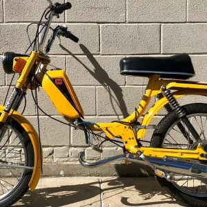 Rare Yellow Puch Murray from private collection – as is (SOLD)