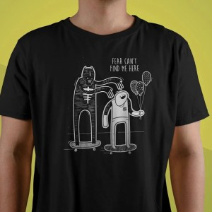 Huggable Henchmen Can't Find Me T-Shirt