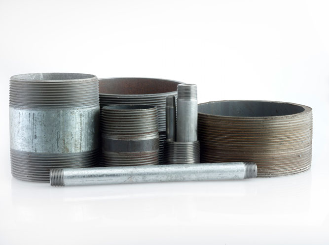 Pipe Nipples Carbon. Seamless. Galvanized. Stainless Steel and More