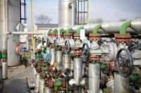 Oil or Gas high pressure pipe nipples or fittings application