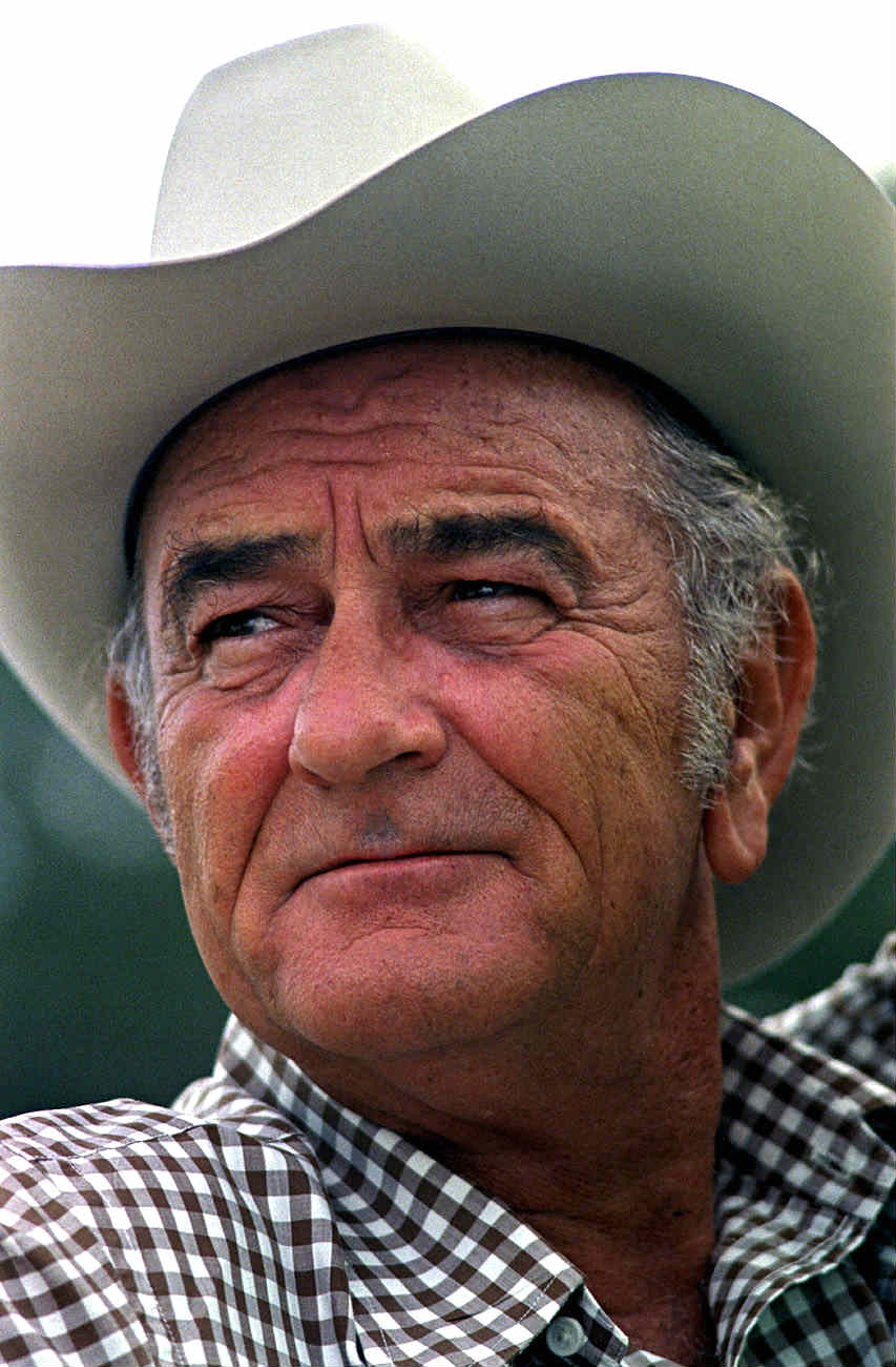 Happy Birthday President Johnson Lyndon B Johnson 36th