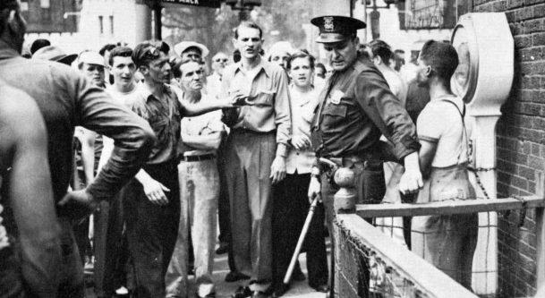 The Detroit race riot of 1943 102