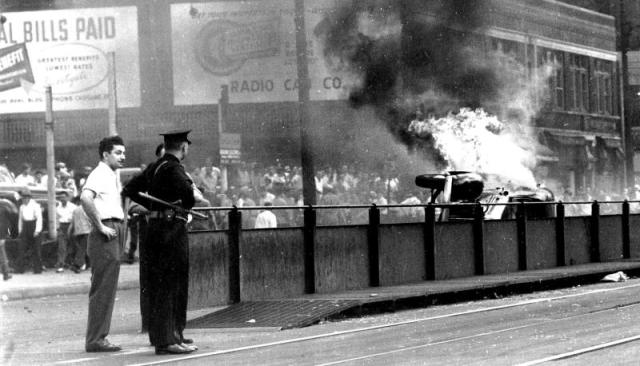 The Detroit race riot of 1943 97