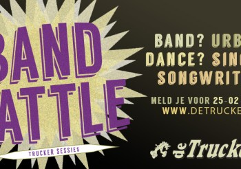 De Trucker Band Battle – 16 maart