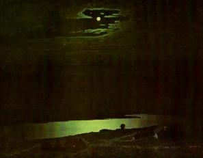 Описание картины А. И. Куинджи «Лунная ночь на Днепре»