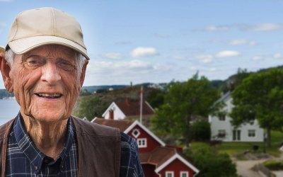 Hytte-pioneren på Bjerketangen