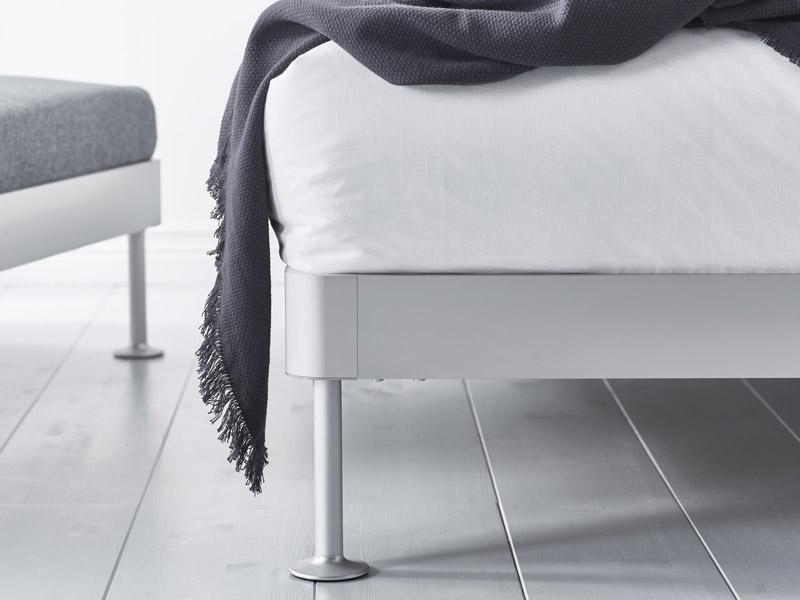 struttura letto DELAKTIG by IKEA - Tom Dixon