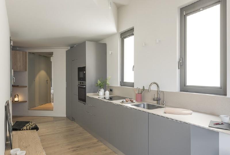 appartamento T111 - studio CaSA