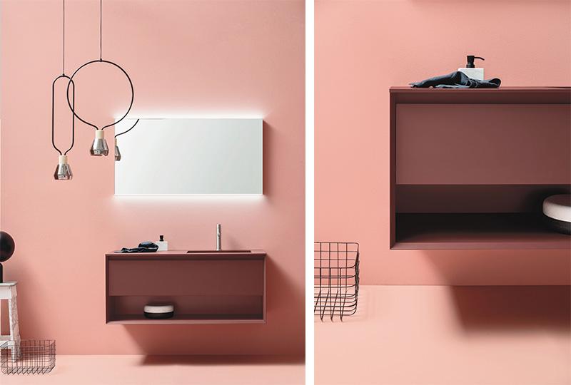Colori Per Mobili Da Bagno : Le proposte per un arredo bagno colorato! dettagli home decor