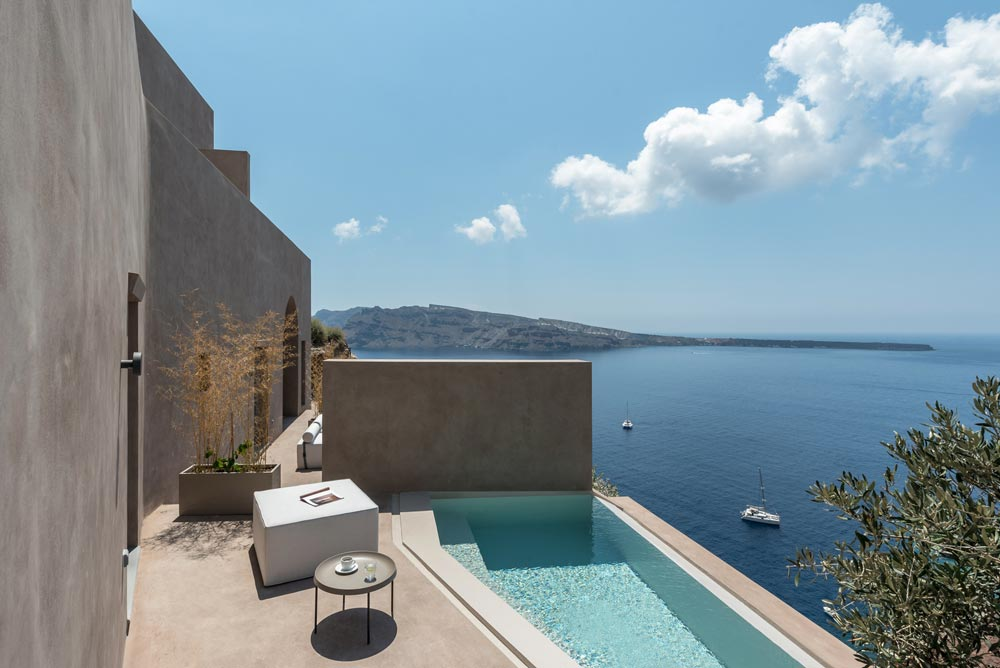 Boutique Hotel Oia Old Castle