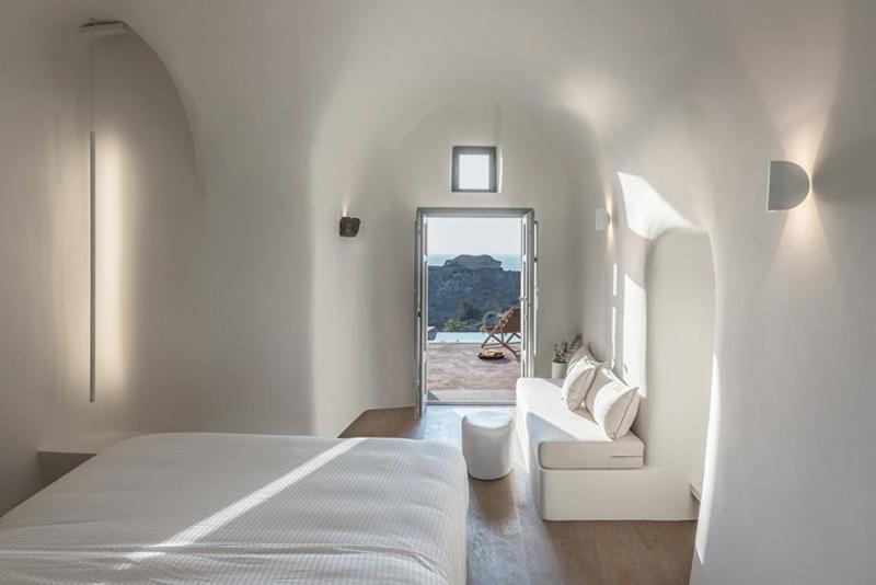 camera Boutique Hotel a Santorini