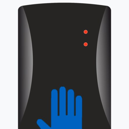 Mando Táctil para maquinas de tabaco