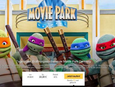 travelbird moviepark