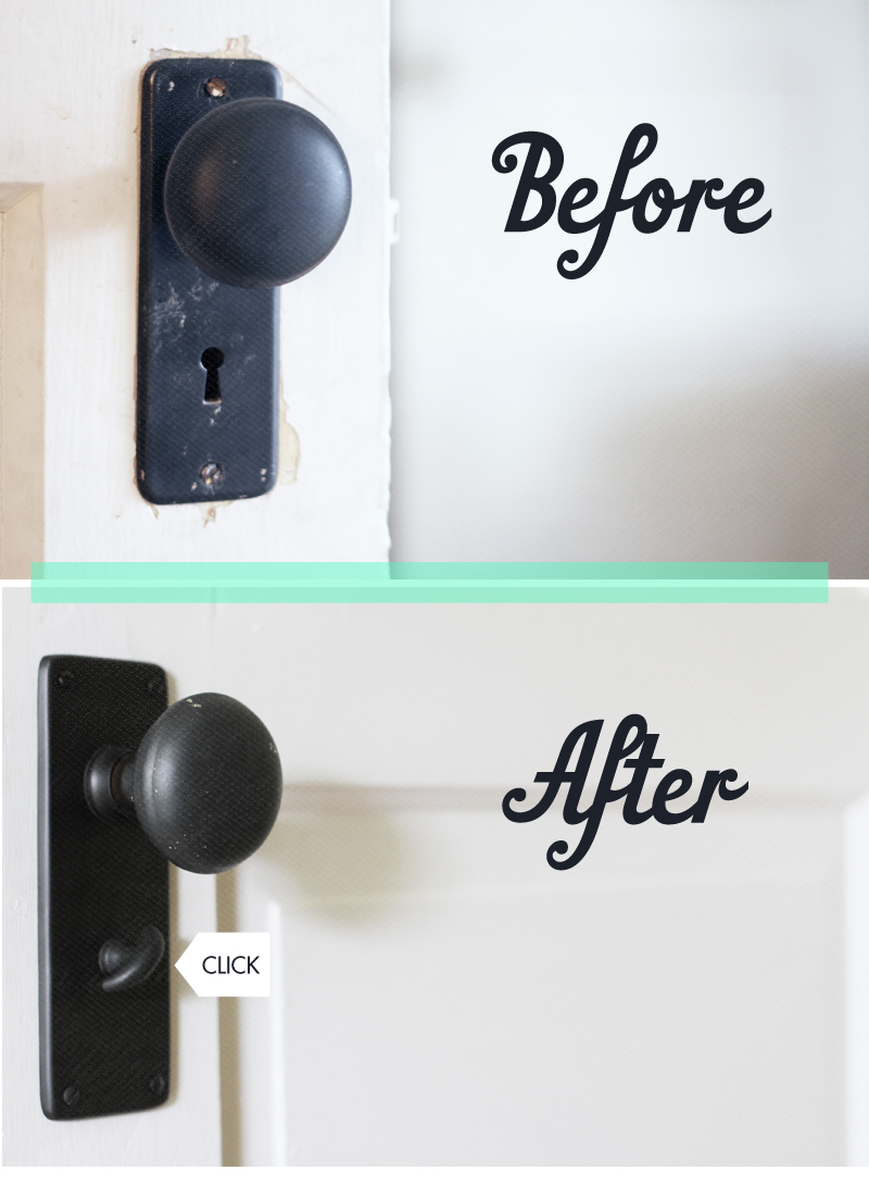 another post about door knobs!