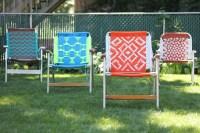 Tutorial : Macrame Lawn Chair