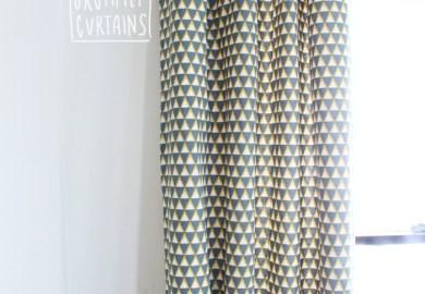 Diy Grommet Curtains