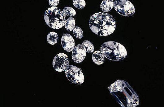 Diamantes caros