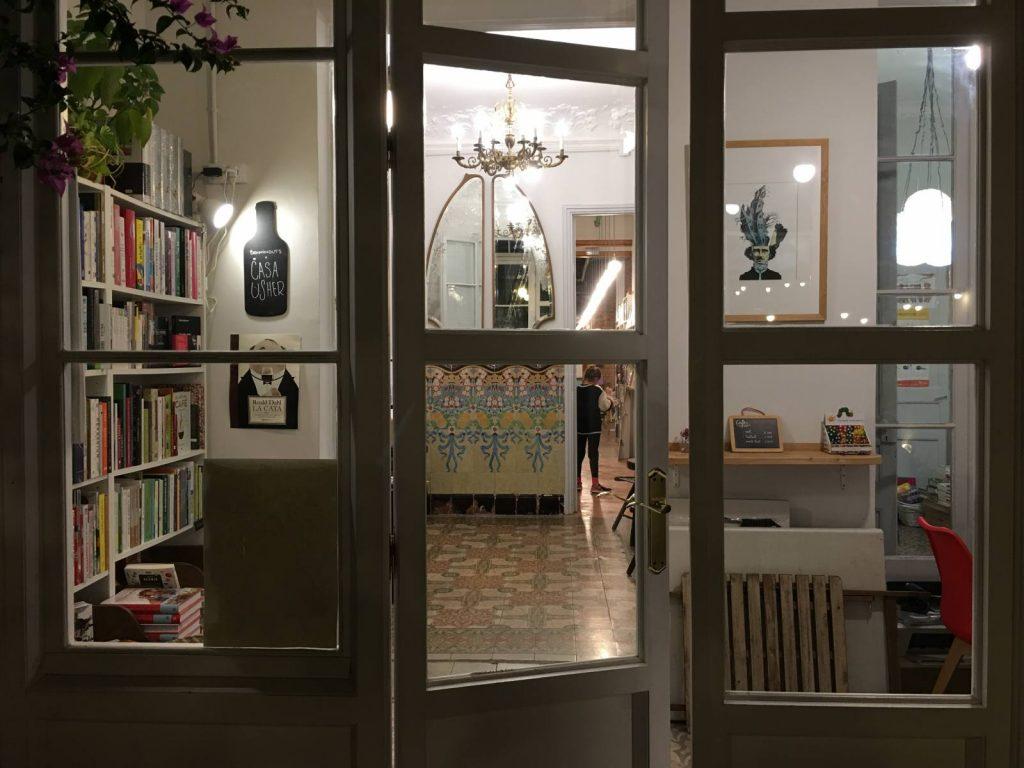 Una librera con personalidad la Casa Usher  deulondercom
