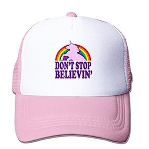 Ostenta tu gusto por los unicornios con una de estas gorras en tu cabeza. Las tenemos de varios colores.