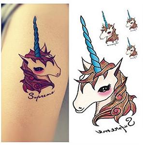 Tatuajes de Unicornio