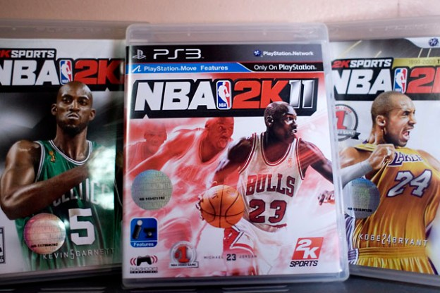 NBA2K11 – A Quick Review