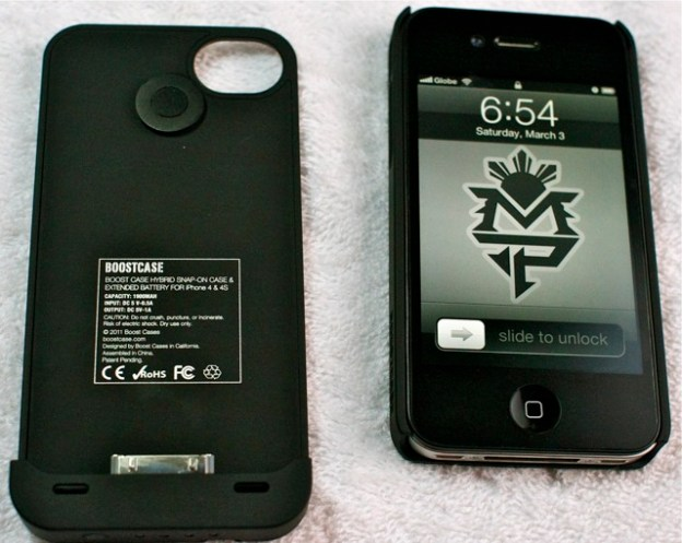 Boostcase Hybrid — a must buy for iPhone 4/4S users
