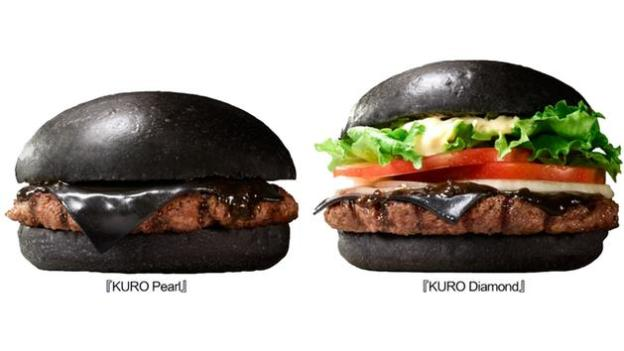 Burger King Black