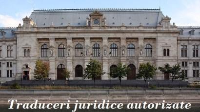 Traduceri Juridice Autorizate